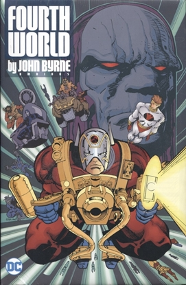 Picture of FOURTH WORLD BY JOHN BYRNE OMNIBUS HC