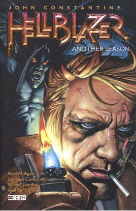 Picture of HELLBLAZER VOL 25 ANOTHER SEASON TP (MR)