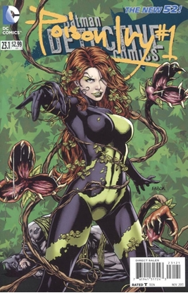 Picture of DETECTIVE COMICS (2011) #23.1 POISON IVY STANDARD ED