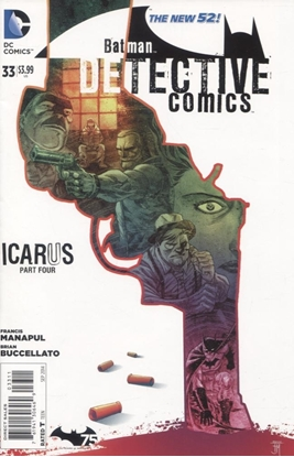 Picture of DETECTIVE COMICS (2011 N52) #33