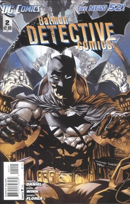 Picture of DETECTIVE COMICS (2011) #2