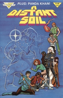 Picture of DISTANT SOIL #7 9.4 NM