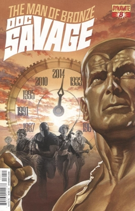 Picture of DOC SAVAGE VOL 1 #8