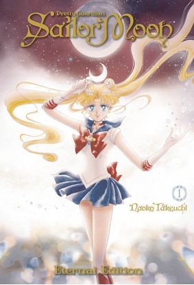 Picture of SAILOR MOON ETERNAL ED VOL 1