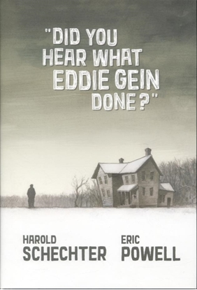 Picture of DID YOU HEAR WHAT EDDIE GEIN DONE GN (MR) (C: 0-1-0)