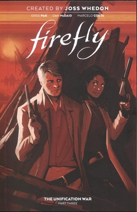 Picture of FIREFLY UNIFICATION WAR TP VOL 03