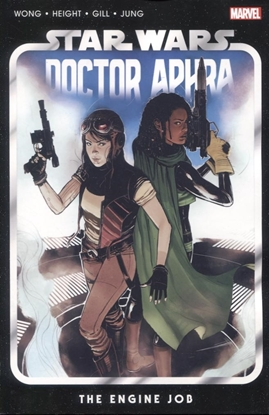 Picture of STAR WARS DOCTOR APHRA TP VOL 02 ENGINE JOB
