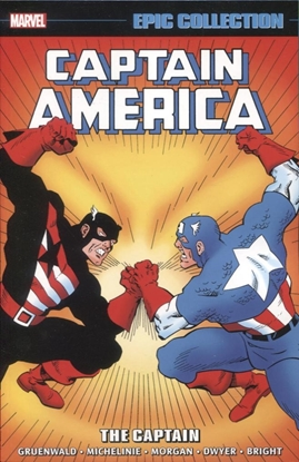 Picture of CAPTAIN AMERICA EPIC COLLECTION TP CAPTAIN