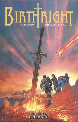 Picture of BIRTHRIGHT TP VOL 10