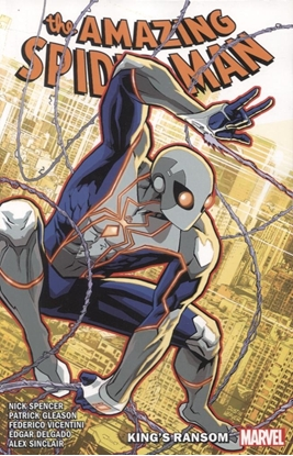 Picture of AMAZING SPIDER-MAN BY NICK SPENCER TP VOL 13 KINGS RANSOM