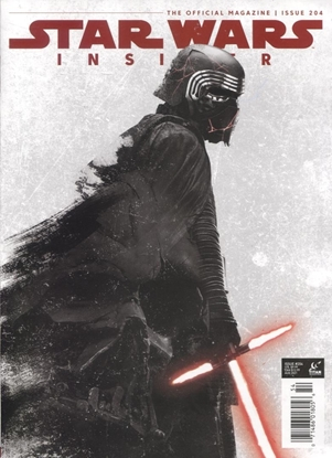 Picture of STAR WARS INSIDER #204 PX ED