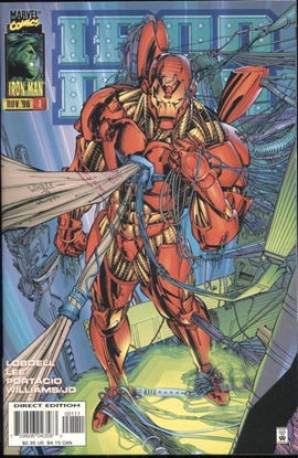 Picture of IRON MAN (1996) #1 9.6 NM+