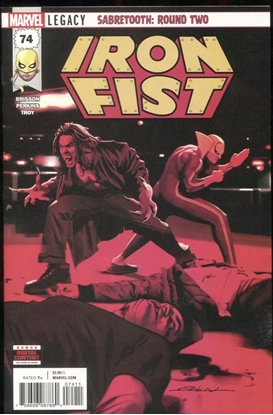 Picture of IRON FIST #74 LEG