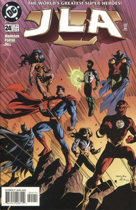 Picture of JLA (1997) #24 9.4 NM