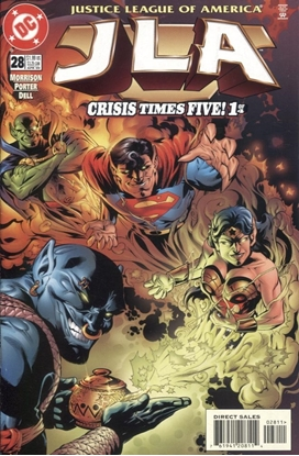 Picture of JLA (1997) #28 9.4 NM