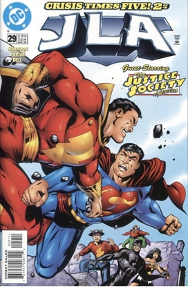 Picture of JLA (1997) #29 9.4 NM