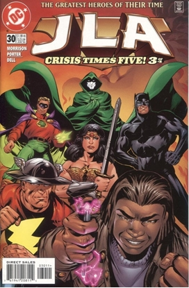 Picture of JLA (1997) #30 9.4 NM