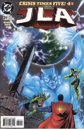Picture of JLA (1997) #31 9.4 NM
