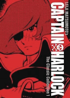 Picture of CAPTAIN HARLOCK CLASSIC COLLECTION GN VOL 3
