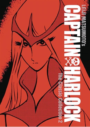 Picture of CAPTAIN HARLOCK CLASSIC COLLECTION GN VOL 2