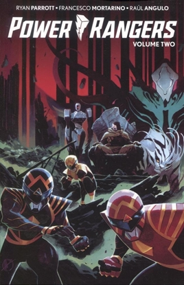 Picture of POWER RANGERS TP VOL 02