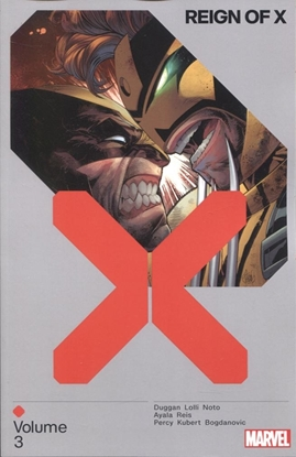 Picture of REIGN OF X TP VOL 03