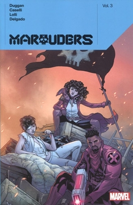 Picture of MARAUDERS BY GERRY DUGGAN TP VOL 03