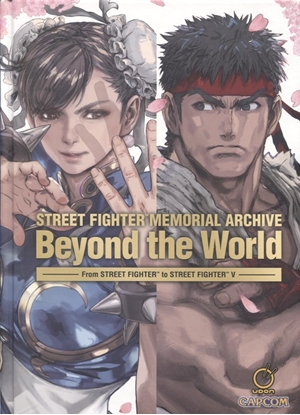 Picture of STREET FIGHTER MEMORIAL ARCHIVE BEYOND THE WORLD HC