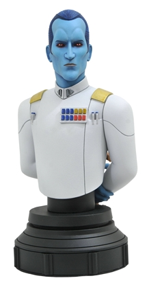 Picture of STAR WARS REBELS THRAWN BUST