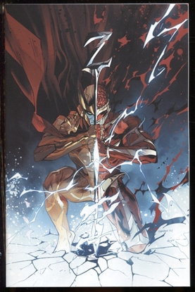 Picture of MIGHTY MORPHIN #10 COVER I UNLOCKABLE VARIANT MORA