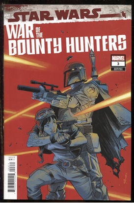 Picture of STAR WARS WAR BOUNTY HUNTERS #3 (OF 5) SHALVEY VAR