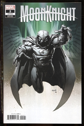 Picture of MOON KNIGHT #2 FINCH VAR