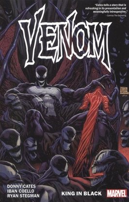 Picture of VENOM BY DONNY CATES TP VOL 06 KING IN BLACK