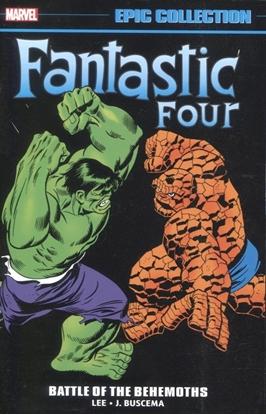 Picture of FANTASTIC FOUR EPIC COLLECTION TP BATTLE BEHEMOTHS