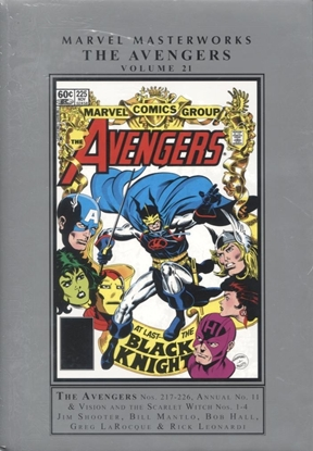 Picture of MMW AVENGERS HC VOL 21