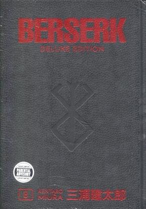 Picture of BERSERK DELUXE EDITION HC VOL 08 (C: 0-1-2)