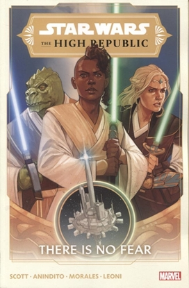 Picture of STAR WARS HIGH REPUBLIC TP VOL 01 THERE IS NO FEAR