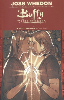 Picture of BUFFY VAMPIRE SLAYER LEGACY EDITION TP VOL 05