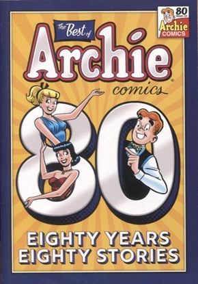 Picture of BEST OF ARCHIE COMICS 80 YEARS 80 STORIES TP