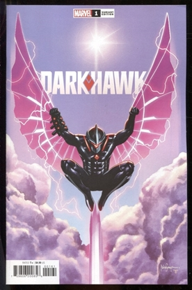 Picture of DARKHAWK #1 (OF 5) SUAYAN VAR