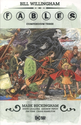 Picture of FABLES COMPENDIUM 3 TP (MR)