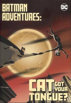 Picture of BATMAN ADVENTURES CAT GOT YOUR TONGUE TP