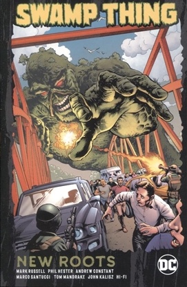 Picture of SWAMP THING NEW ROOTS TP