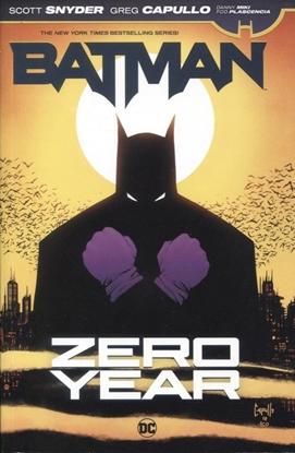 Picture of BATMAN ZERO YEAR TP