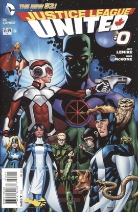 Picture of JUSTICE LEAGUE UNITED #0