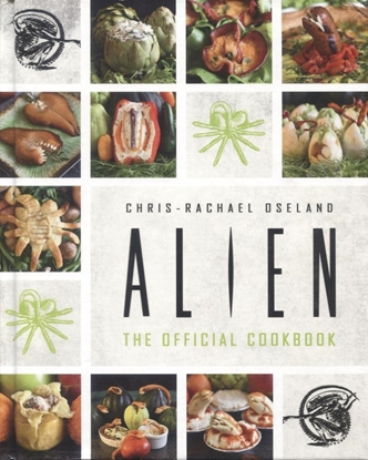 Picture of ALIEN OFFICIAL COOKBOOK HC (RES) (C: 0-1-0)