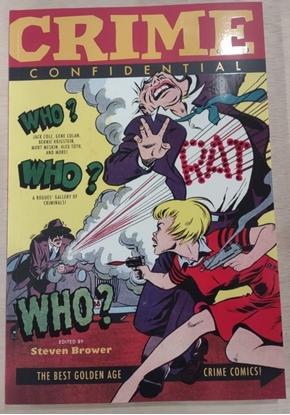 Picture of CRIME COMICS CONFIDENTIAL TP (C: 0-1-1)