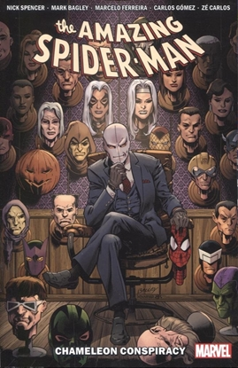 Picture of AMAZING SPIDER-MAN BY SPENCER TP VOL 14 CHAMELEON CONSPIRACY