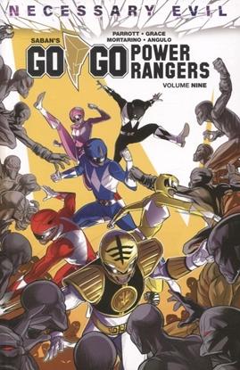 Picture of GO GO POWER RANGERS TP VOL 09 (C: 1-1-2)