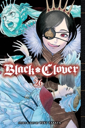 Picture of BLACK CLOVER GN VOL 26